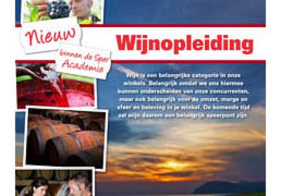 NETHERLANDS-Wine-training